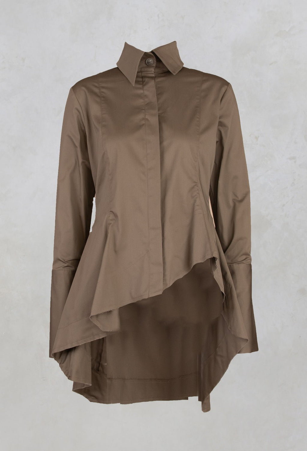 Alma Shirt in Olive