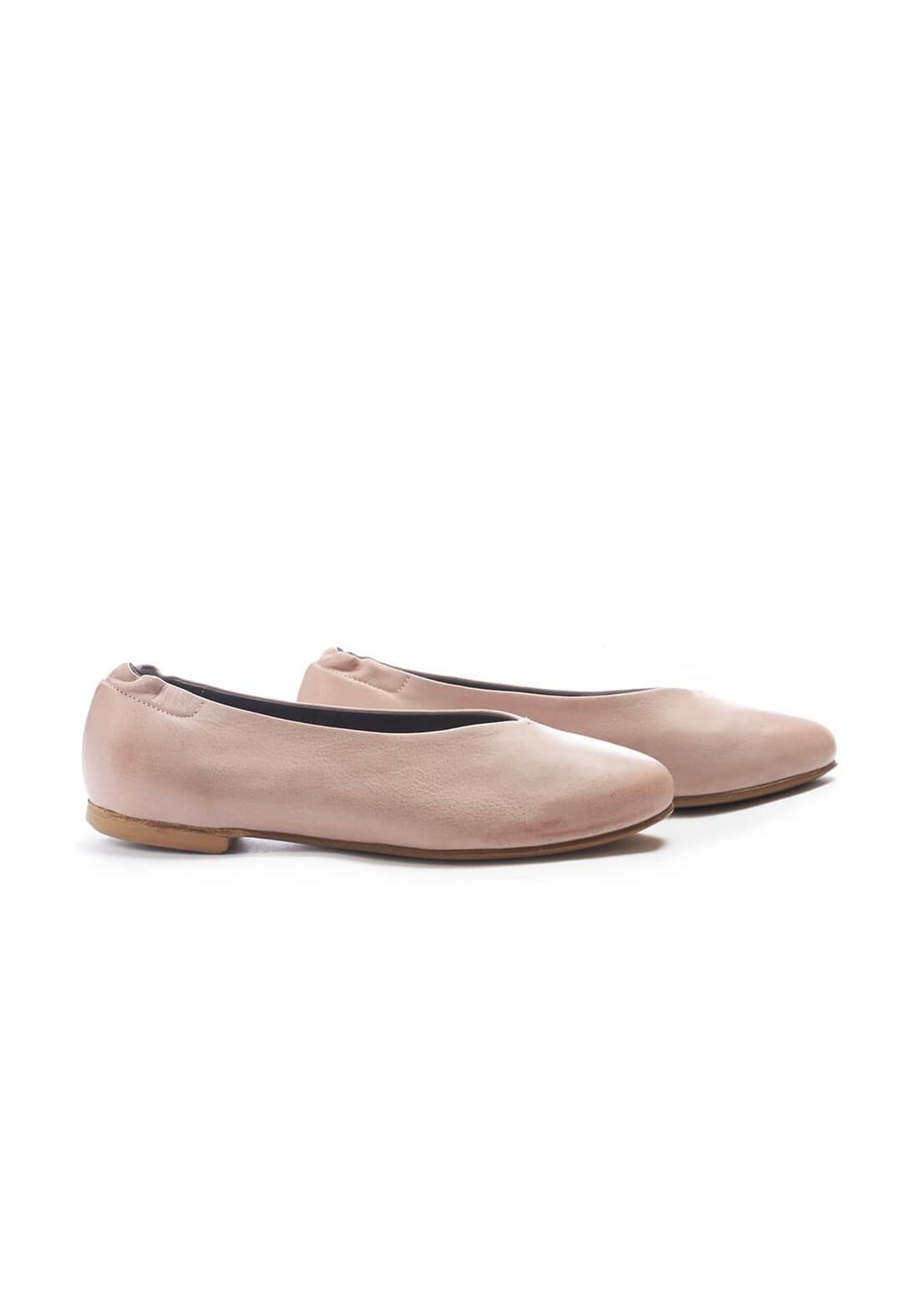 Ballerina Shoes in Gasoline fard