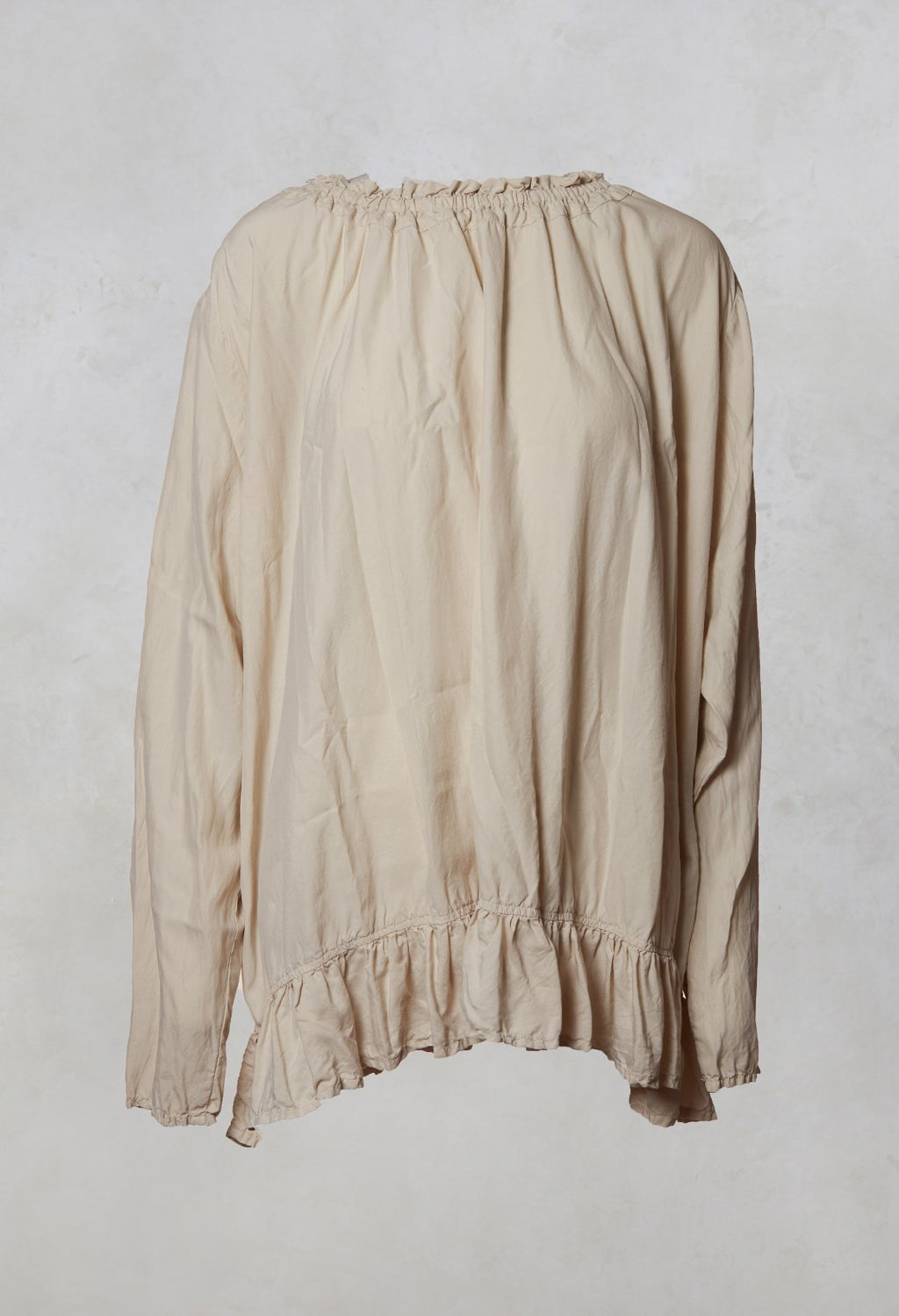 Blouse in Gefuhl