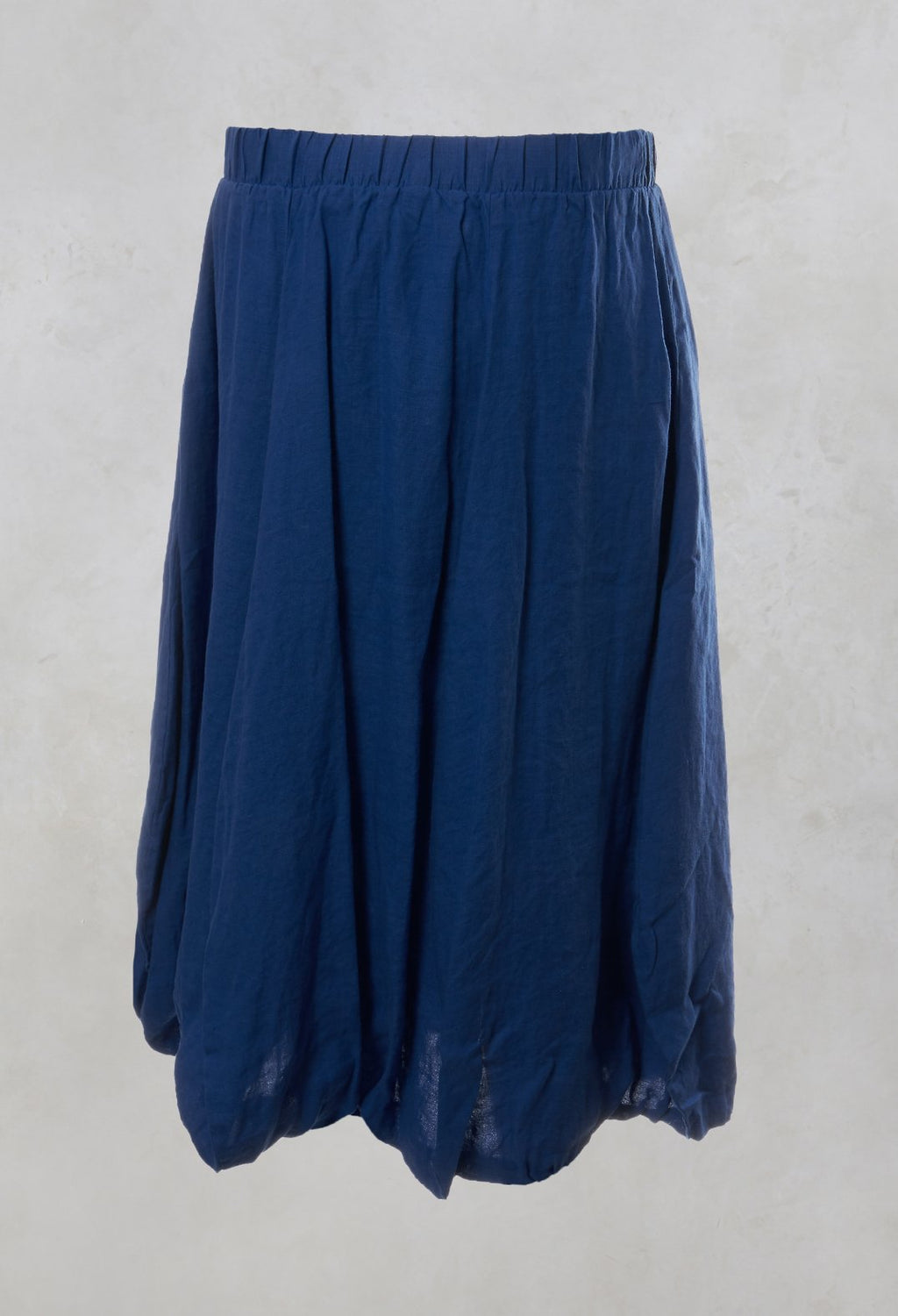 Bubble Skirt in Blue