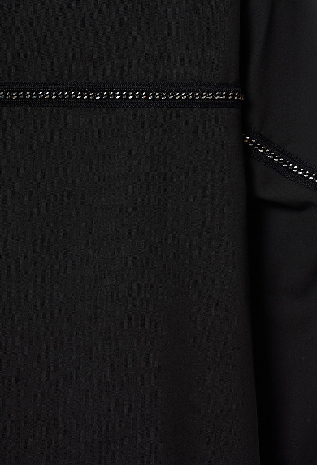 Chain Detail Dress in Intrigue