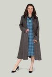 Duster Coat in Coffee