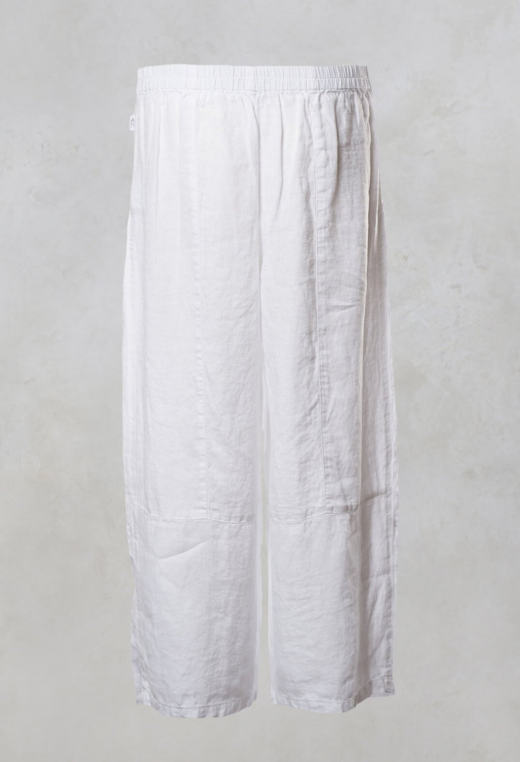 Culotte Trousers Thala in White