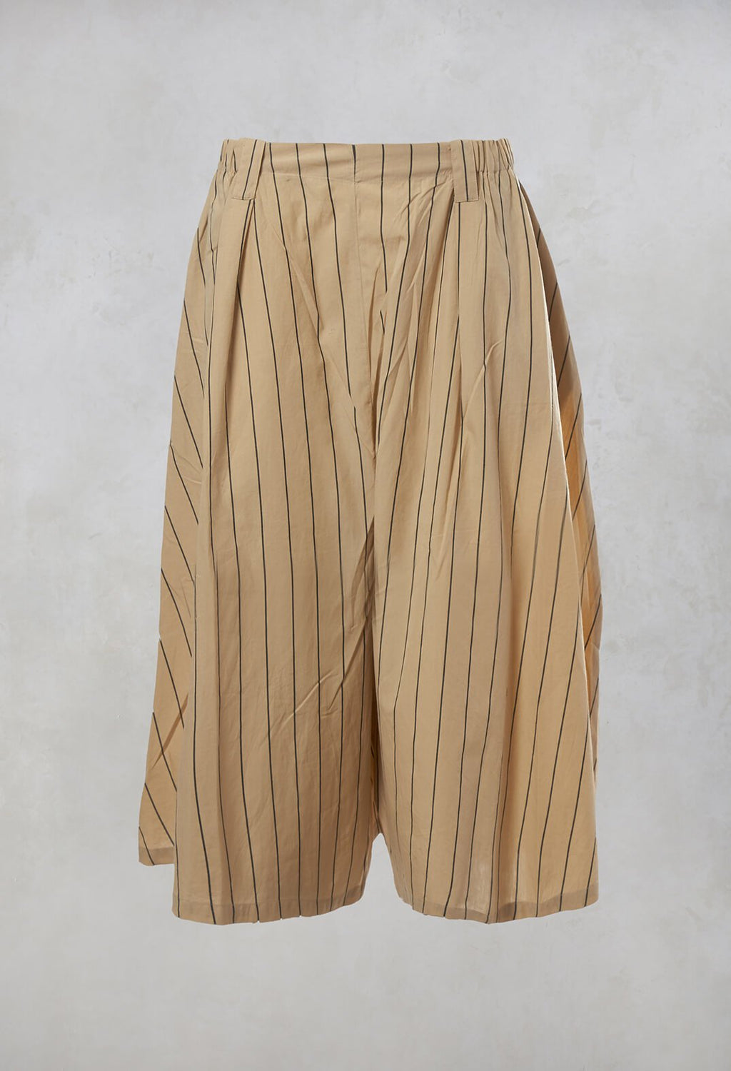 Culottes in Brown
