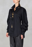 Amana Shirt in Black