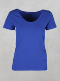 T Shirt in Electric Blue
