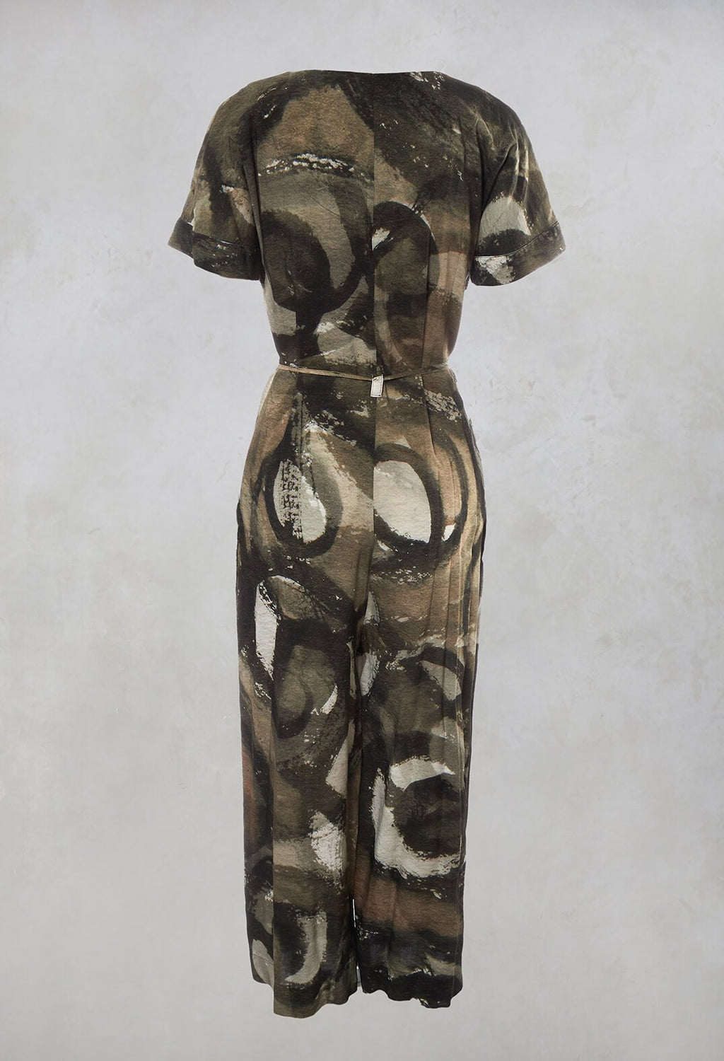 Jumpsuit in Army