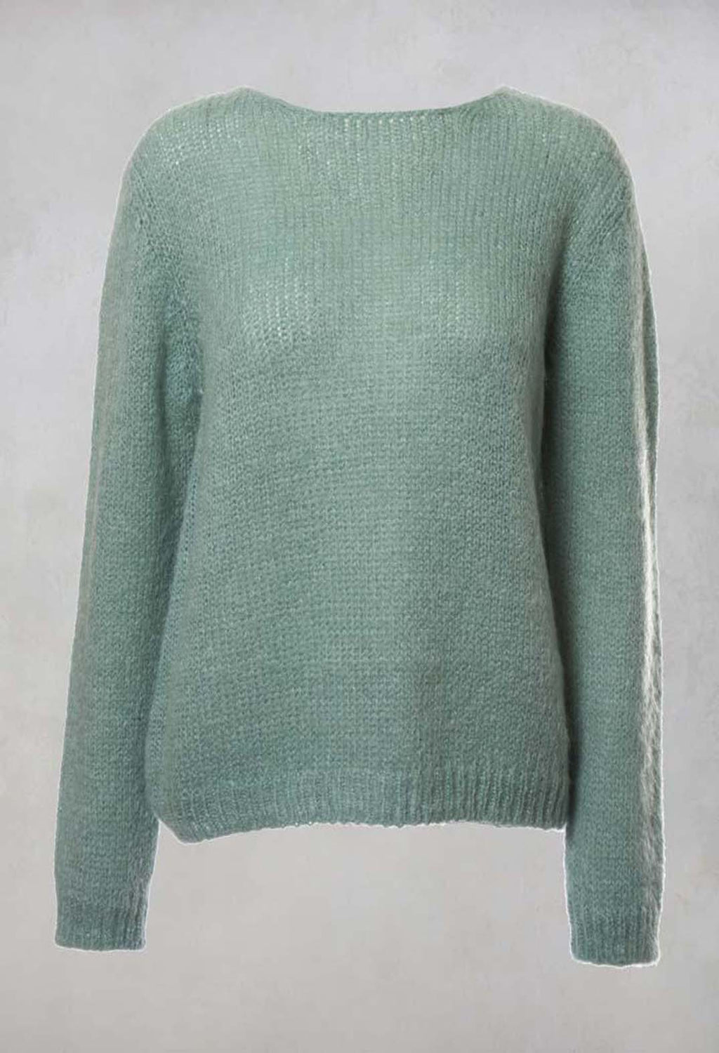 Knitted Jumper in Timo