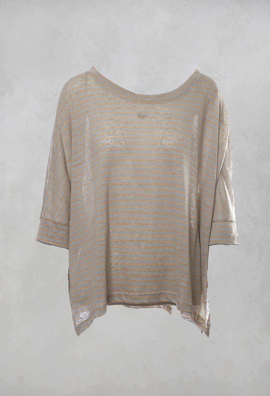 Lago Lino Jumper in Pale-Corda