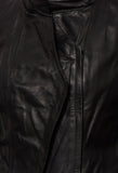Leather Jacket in Black