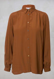 Lightweight Shirt in Bronzo