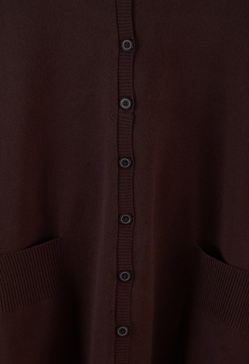 Longline in Dark Brown