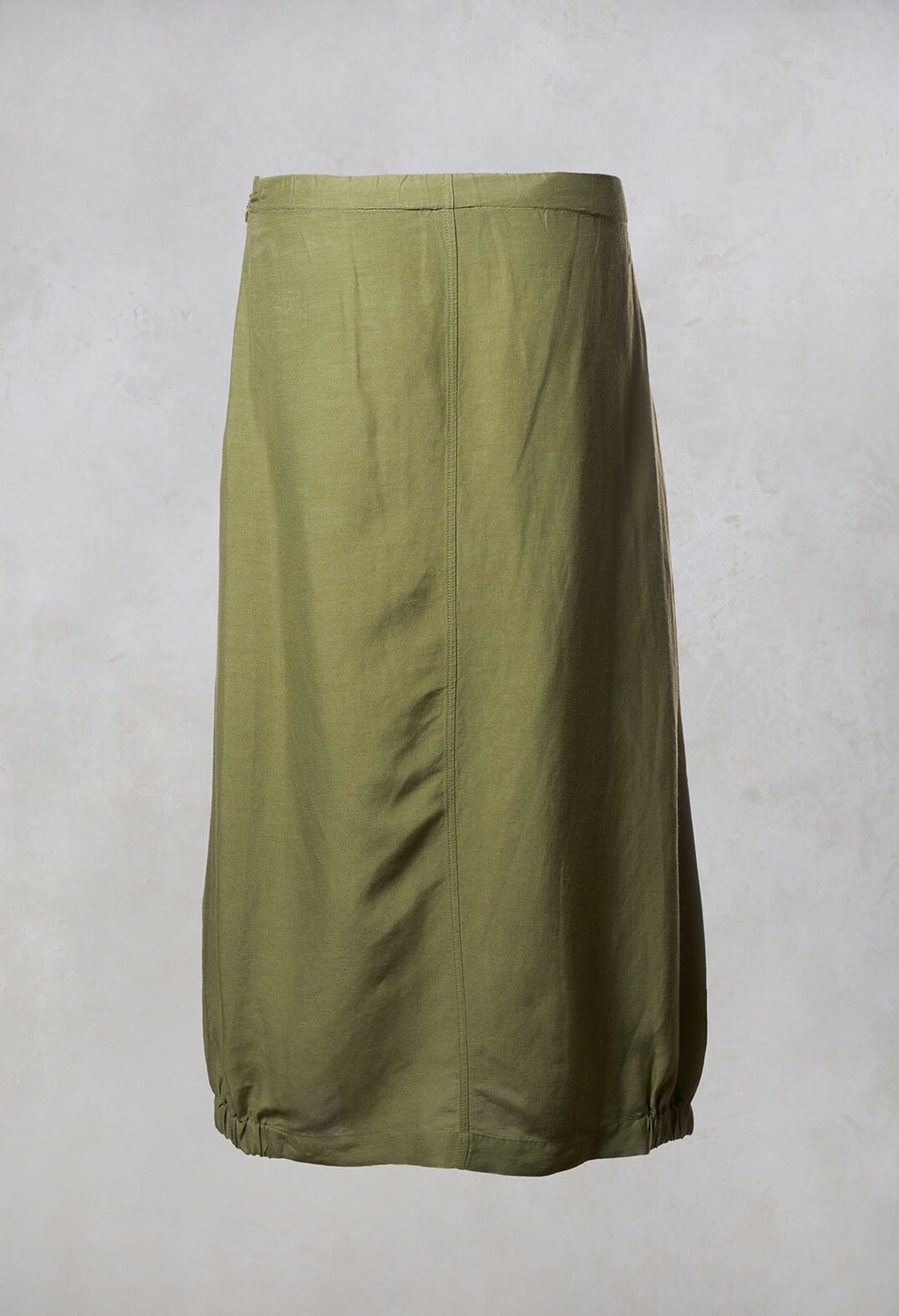 Midi Skirt in Green