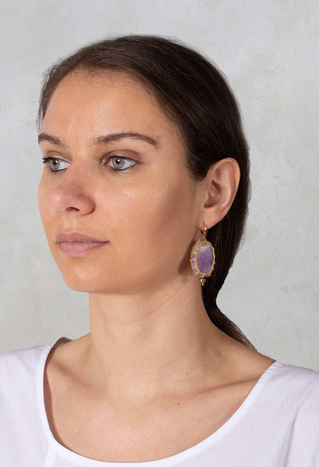 Myriam Bo Earrings in Jungle