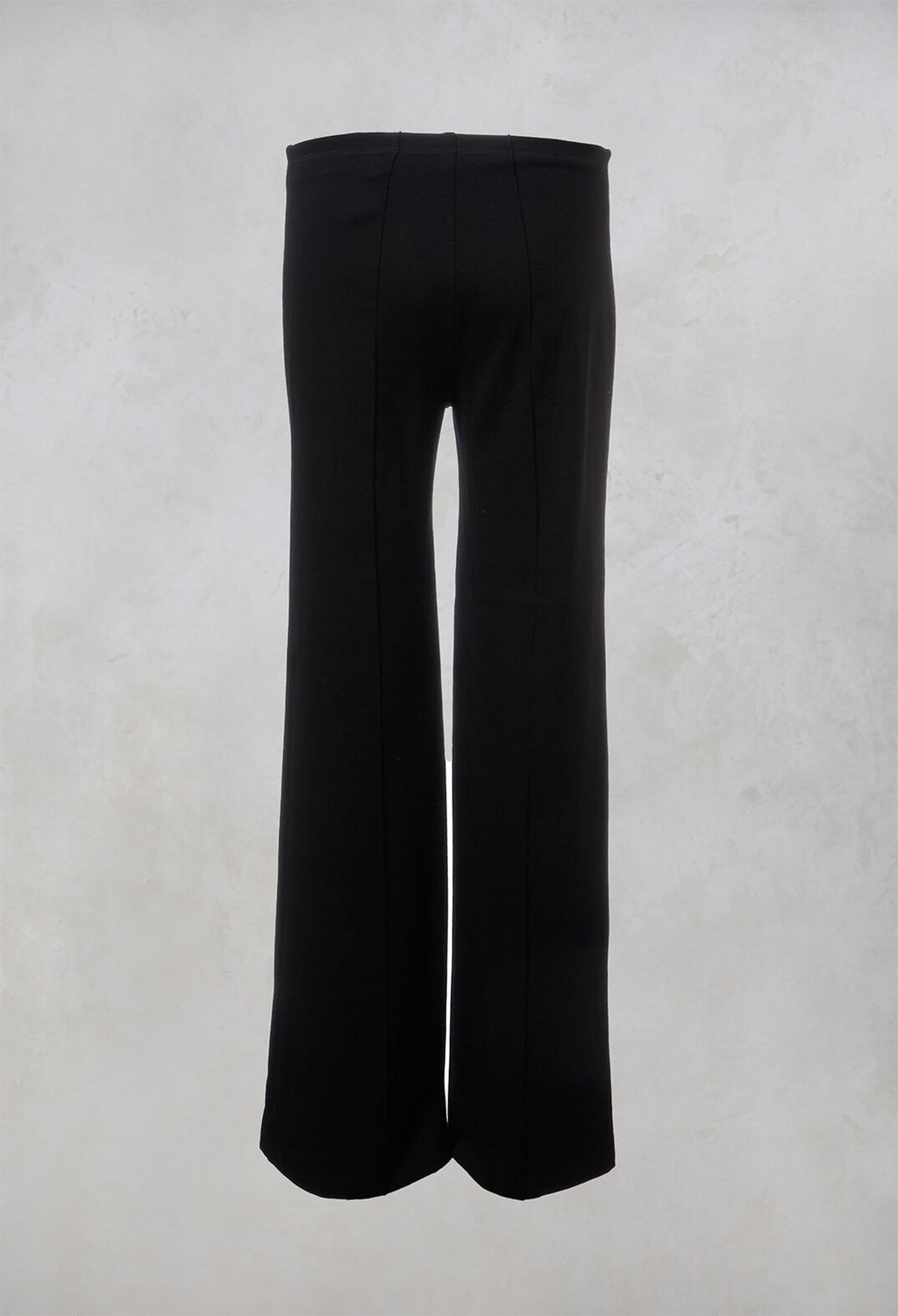 Palazzo Trousers in Black