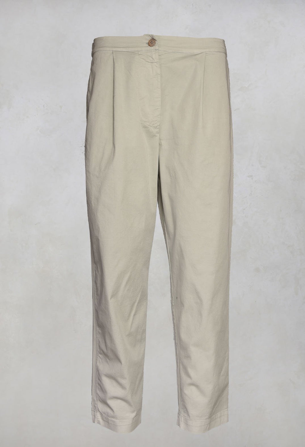 Peg Trousers in Ghiac