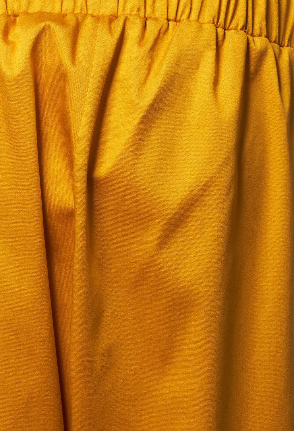 Peg Trousers in Yuga Mustard