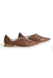 Pointed Pumps in Tortora