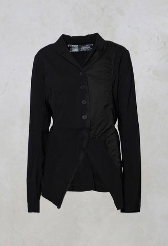 Riding Jacket in Black