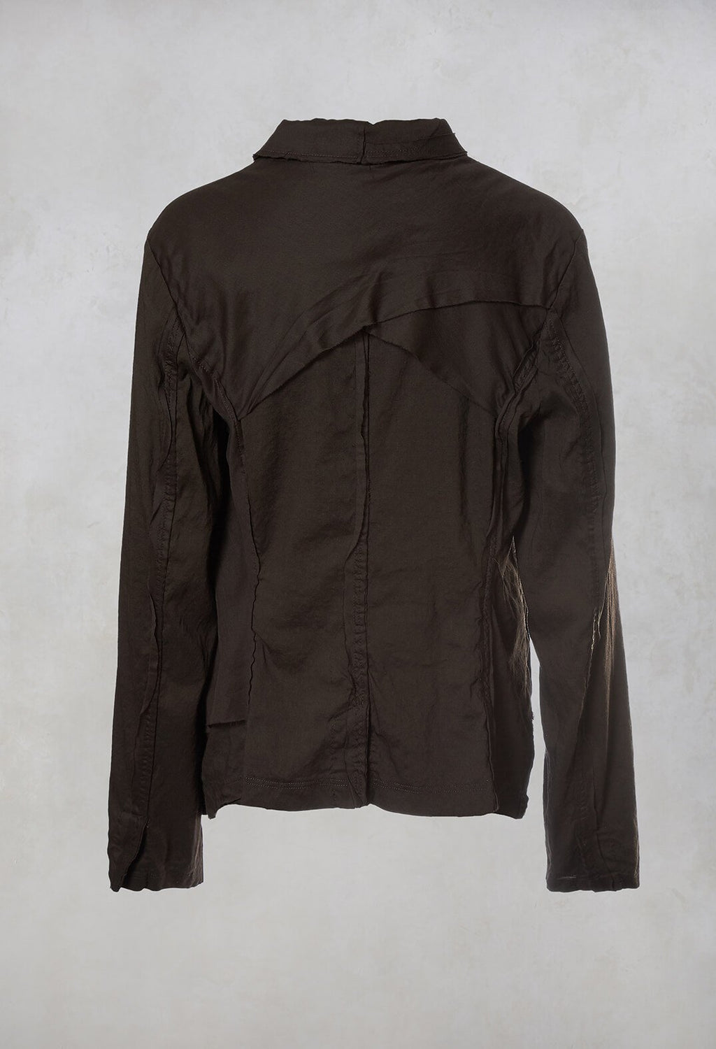 Riding Jacket in Brown