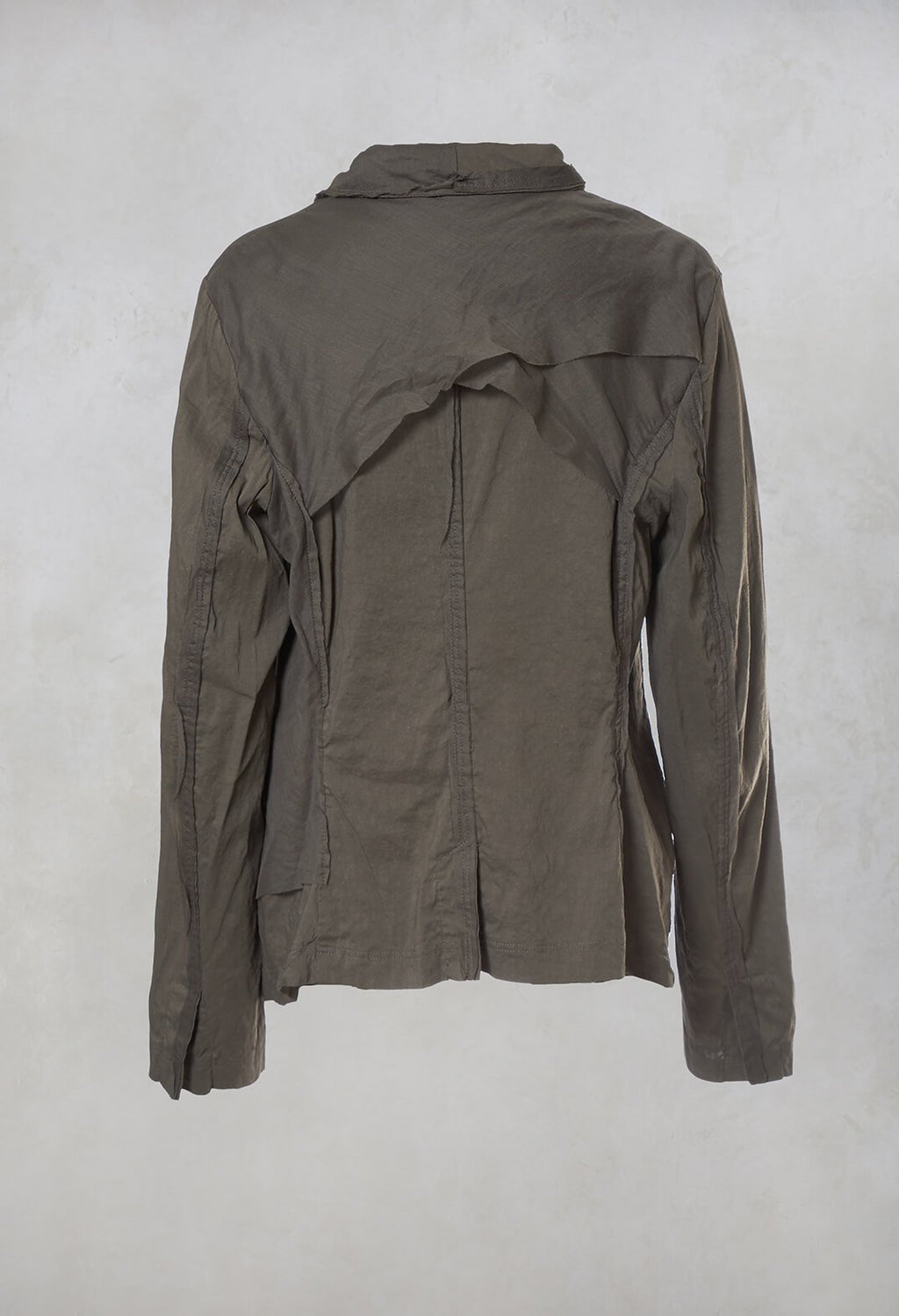 Riding Jacket in Paddy
