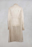 Shirt Dress in Marble