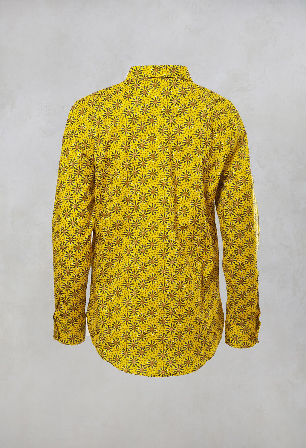 Shirt in Lemon