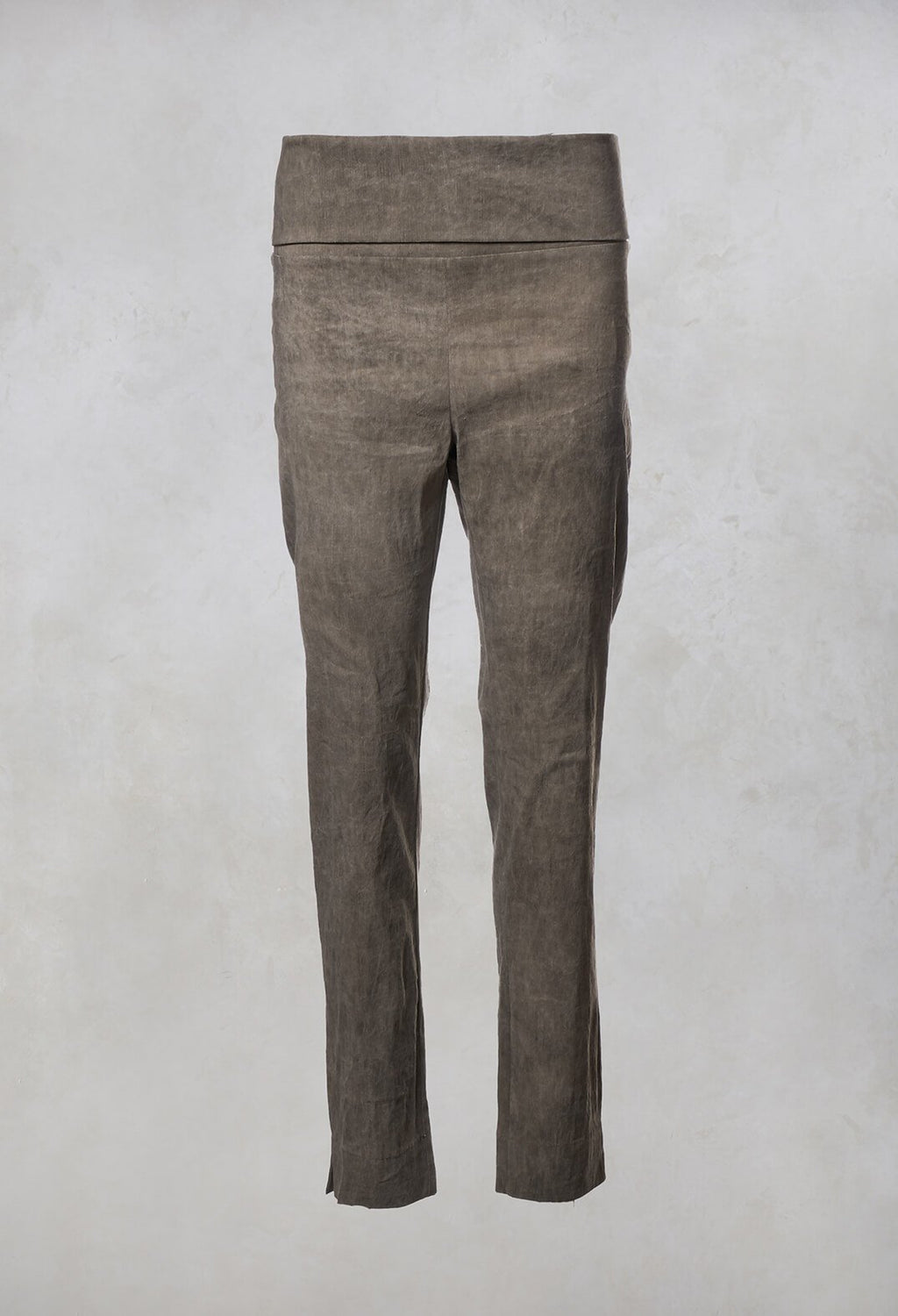 Skinny Trousers in Grey
