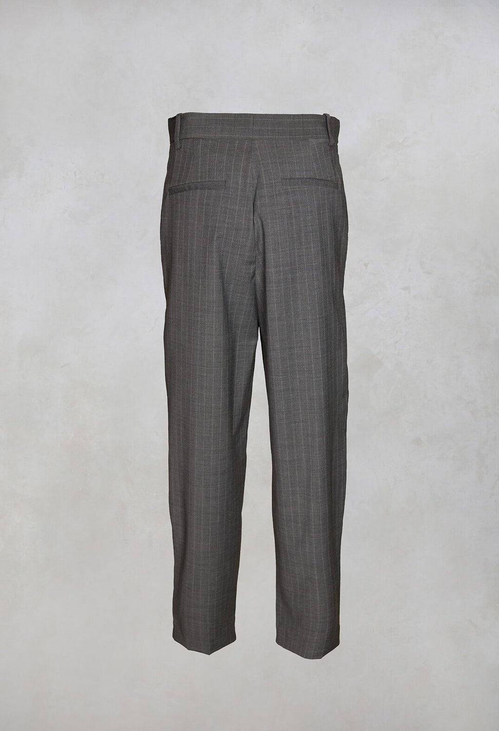 Tailored Trousers in Asfalto