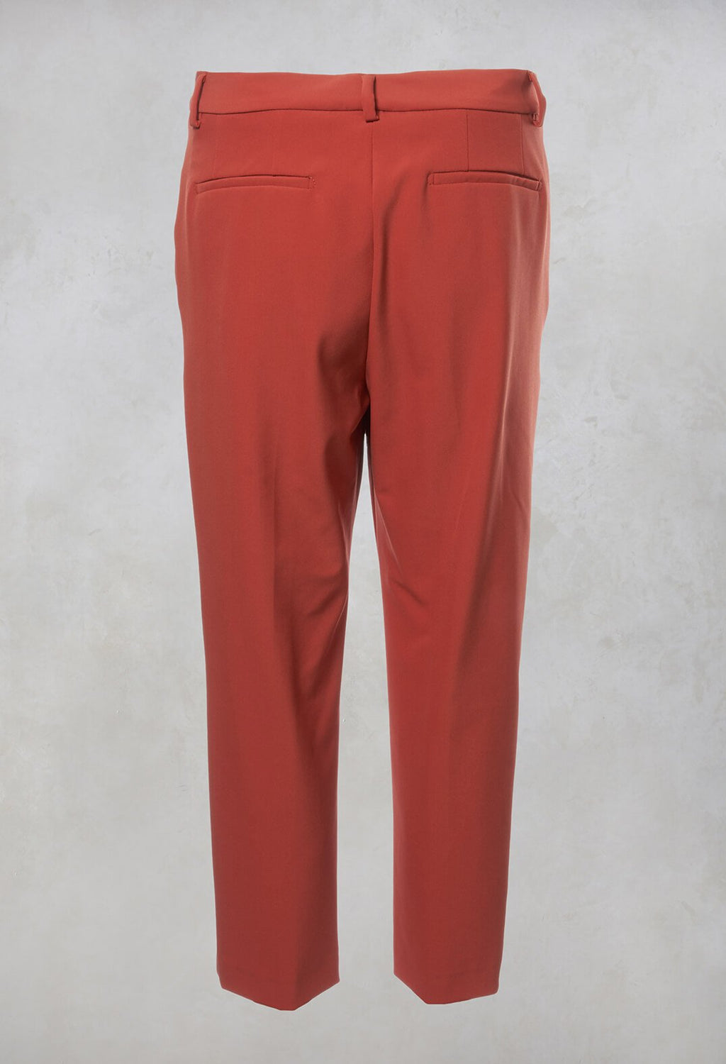 Tailored Trousers in Bruciato