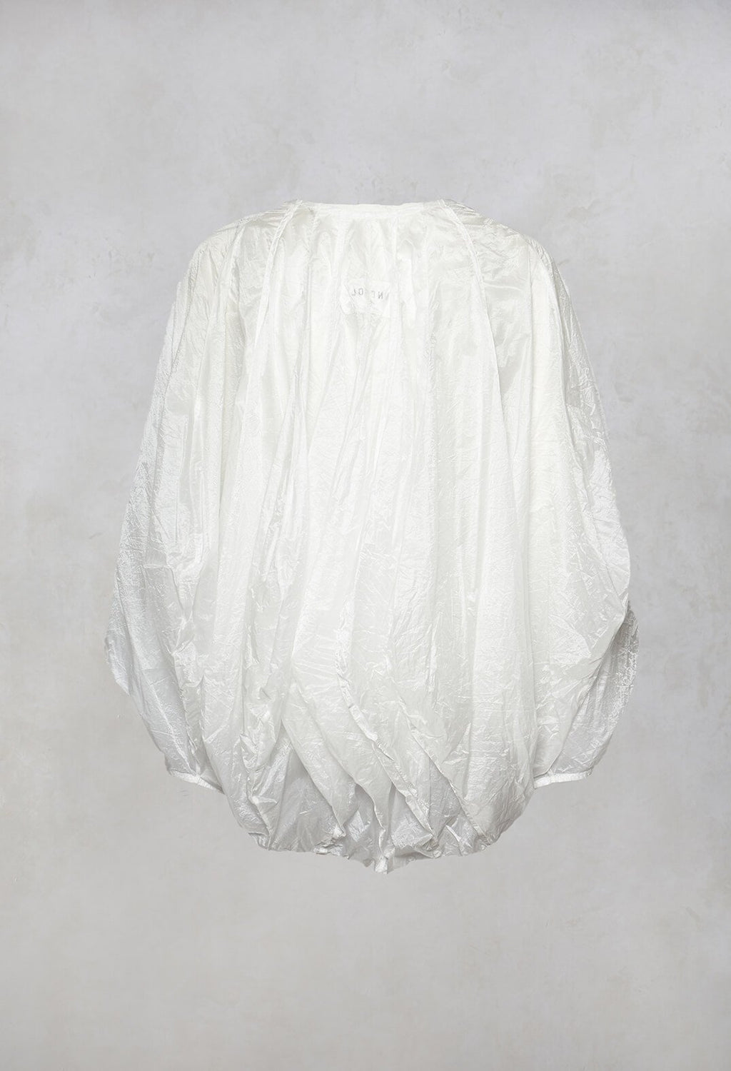 Balloon Top in White