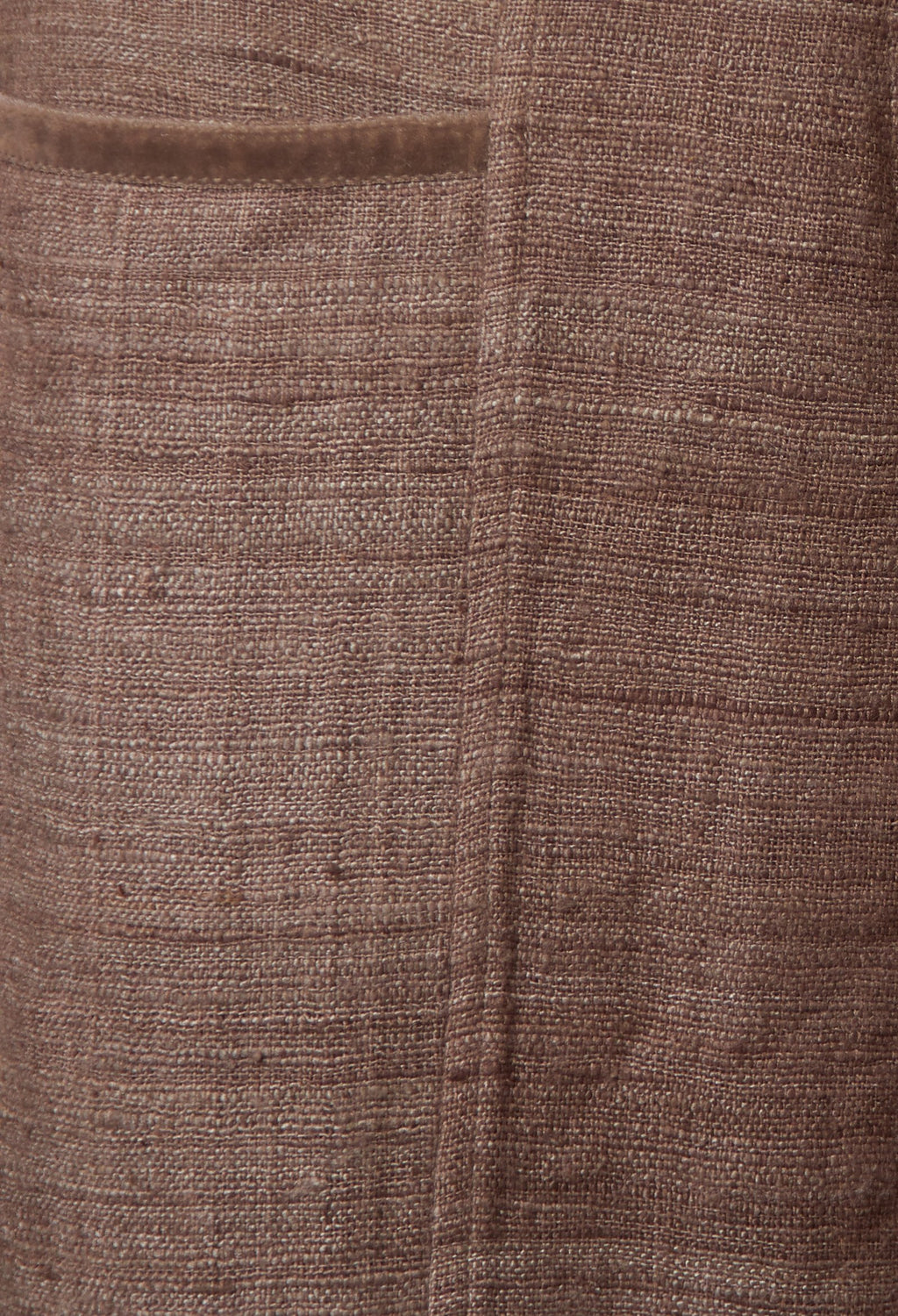 Trousers Zayin Taupe in Taupe