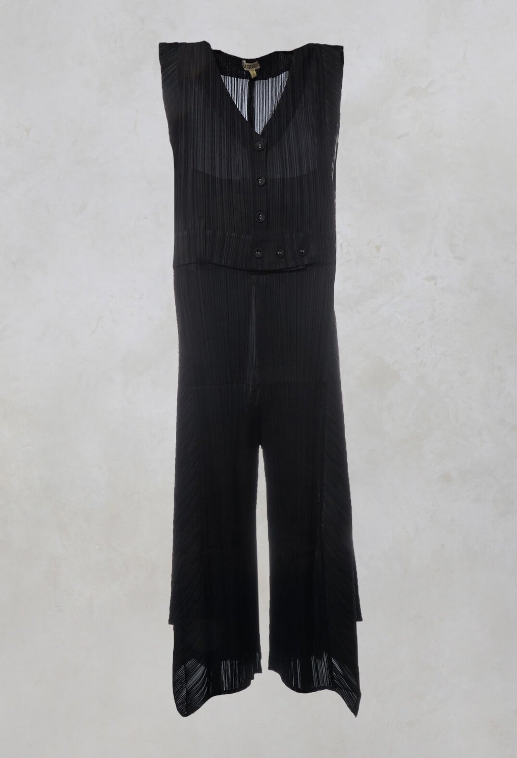Tuta Jumpsuit in Black