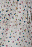 Voile Blouse in Flower Print