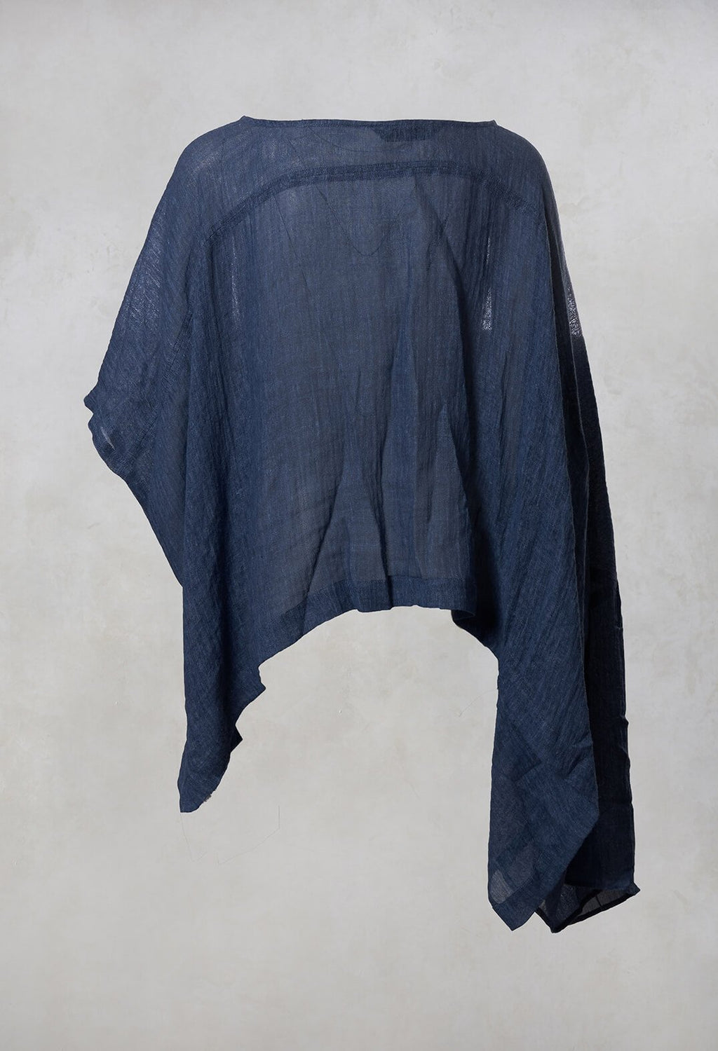 Waterfall Top in Blue