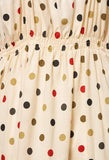 Artemisia Spotty Smock Dress