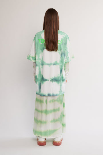 TIE DYE STINGRAY DRESS