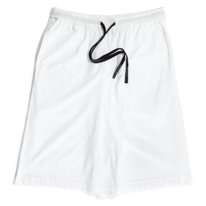 Big Shorts crepe jersey