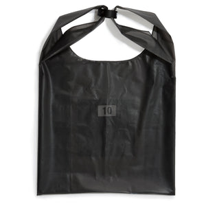 Rude clear shopper bag