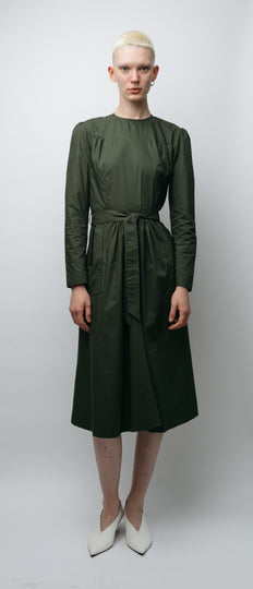 Dress 8 - Pocket Dress - Green