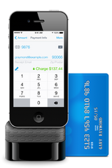 Credit Card Reader for iPhone and iPad (Audiojack)