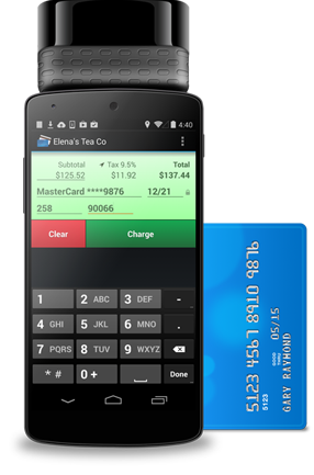 Credit Card Reader for Android