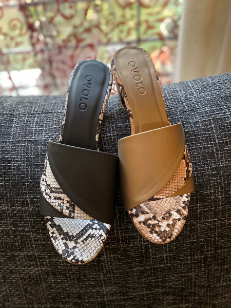 Guillo Sandals - Ovolo Karachi