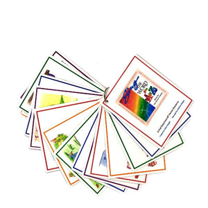 Children: A to Z Bible Memory Cards only