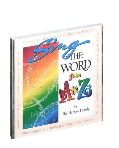 A to Z Bible CD only