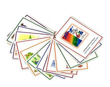 Load image into Gallery viewer, Children: A to Z Bible CD and Cards COMBO