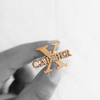 Caliber X Lapel Pin