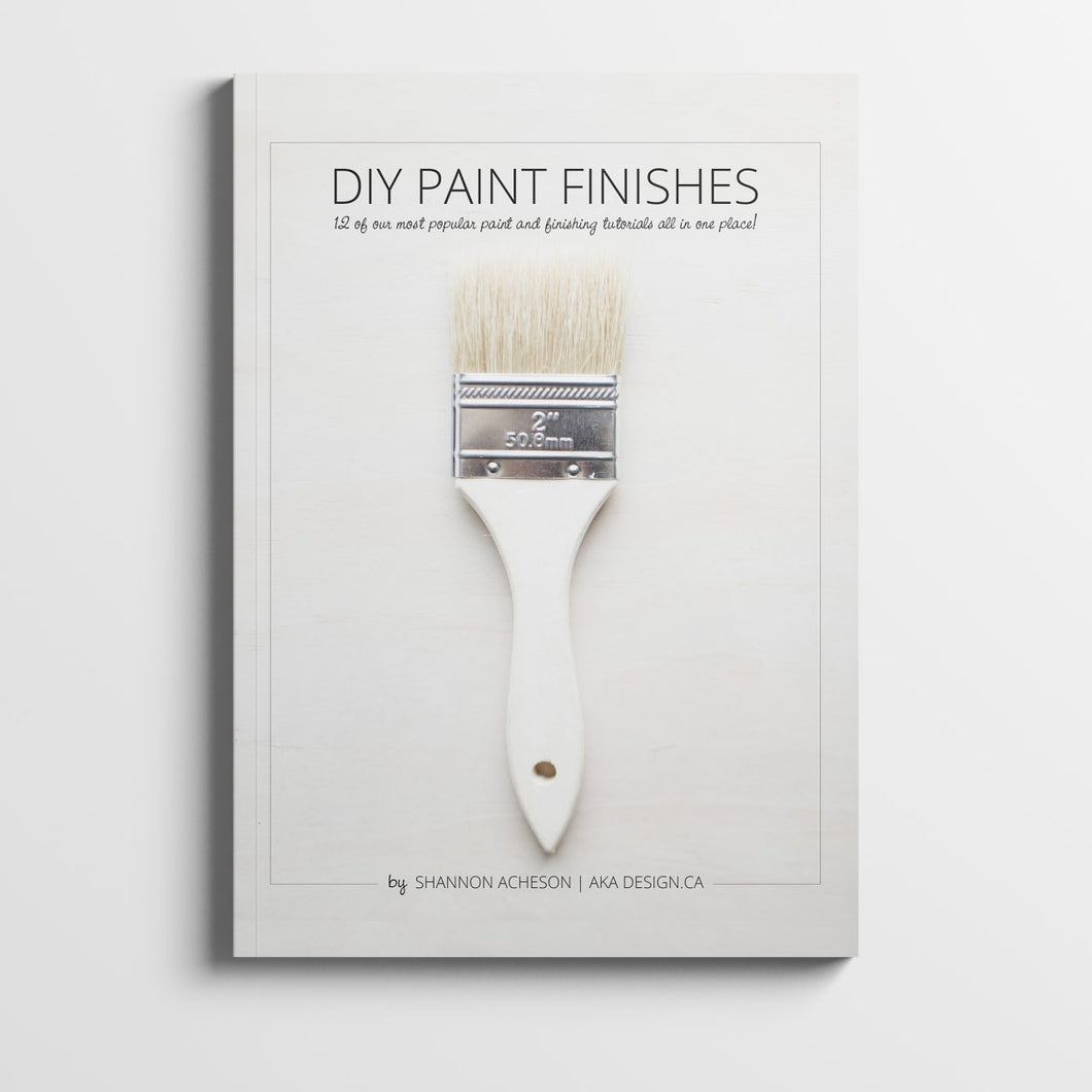 DIY Paint Finishes and Techniques