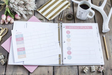 Load image into Gallery viewer, The Kitchen Binder (Organizational Printables)
