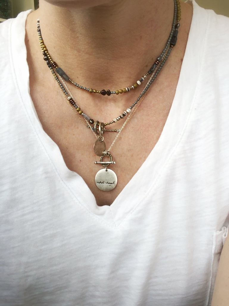 INTUITION necklace